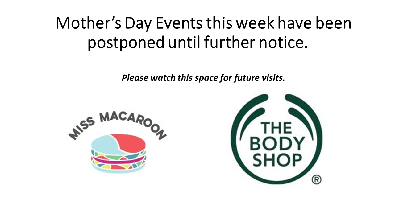 Mother's Day Events this week have been
